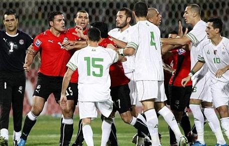 Egypt V Algeria 2009