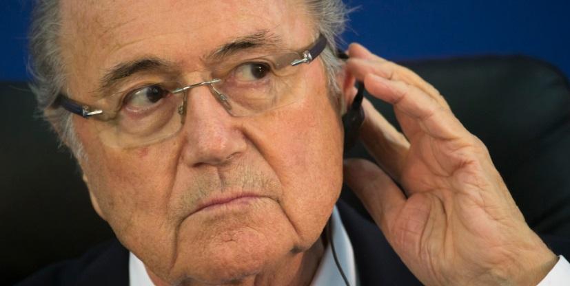 Sepp Blatter Joke
