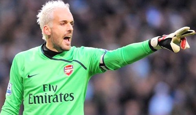 Manuel Almunia football betting