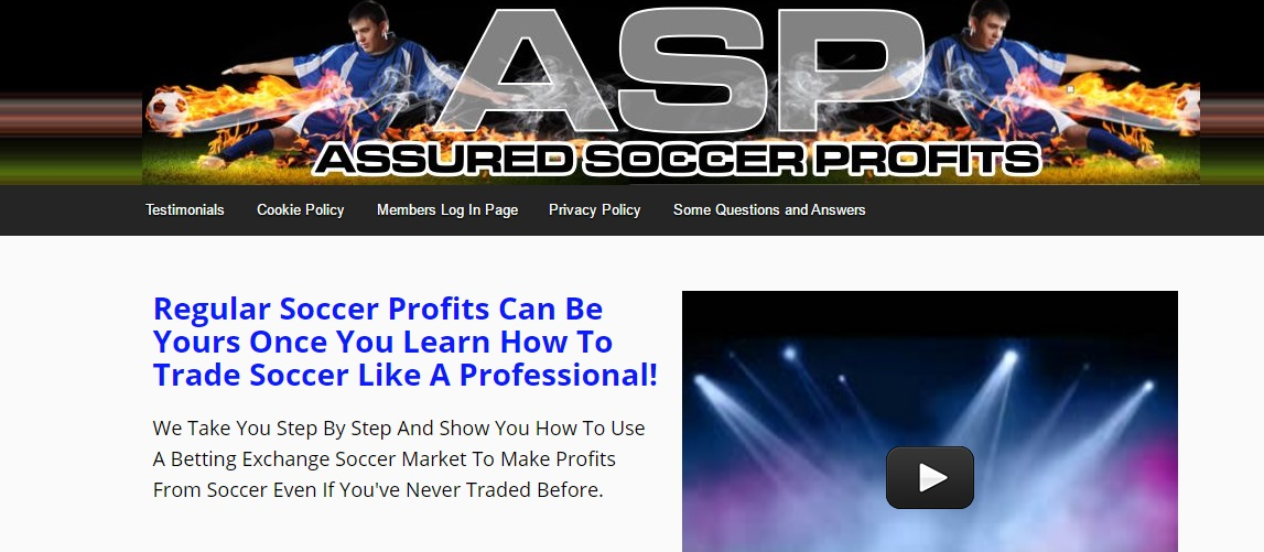 Assured Soccer Profits Review