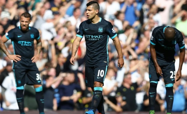 Man City Champions League British Bet