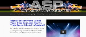 Assured  Soccer Profits Football Betting System