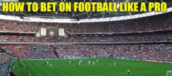 How to bet on football like a pro
