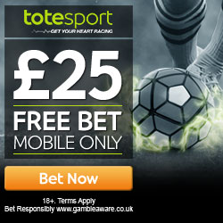 Totesport New Customers Offer