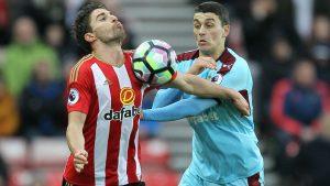 Sunderland in action