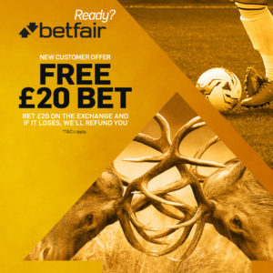Betfair Exchange Link