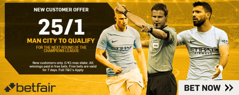 Man City New Customers Offer