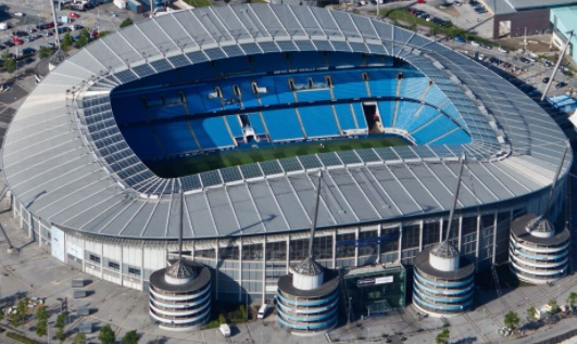 Etihad Stadium Man City