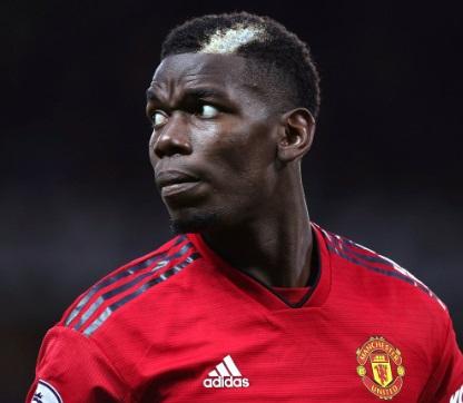 Paul Pogba has clashed with Jose Mourinho
