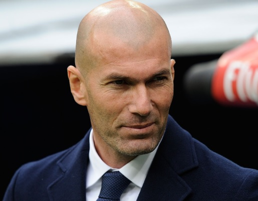 Zinedine Zidane Picture Old Trafford Betting
