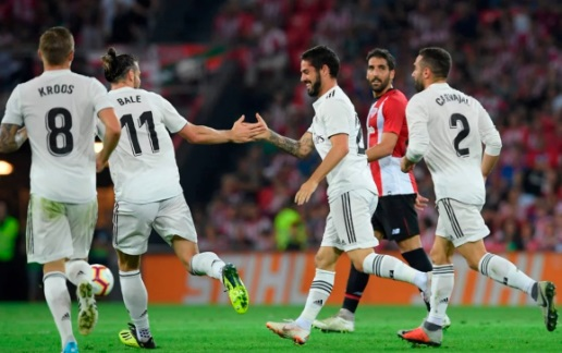 Real Madrid to return with win