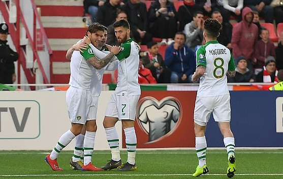 Football Betting Predictions Republic of Ireland V Georgia