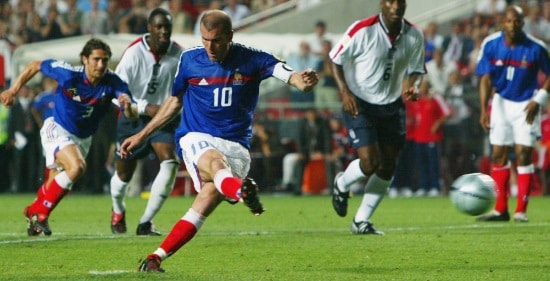 scoring winning panalty against England 2004
