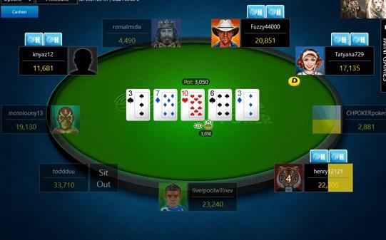 Poker Online Gaming