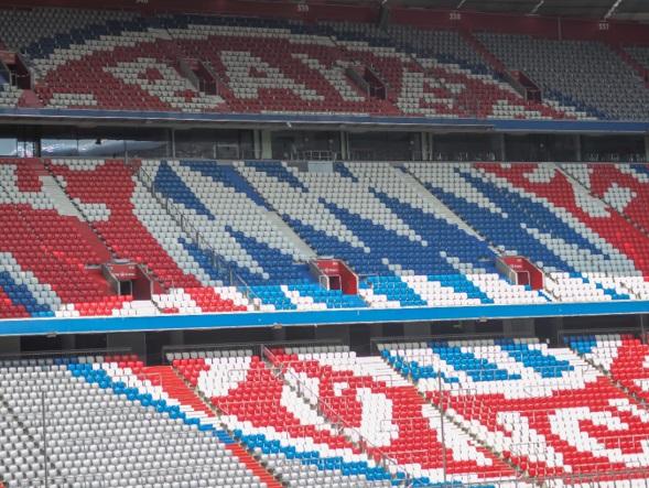 Bayern Munich's Lead Bundesliga
