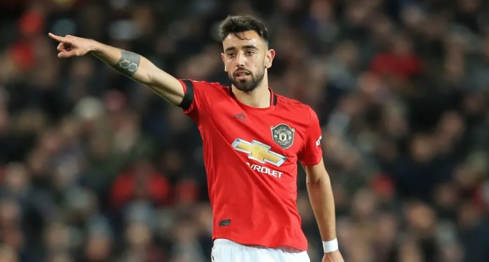 Bruno Fernandes Spurs V Man Utd Betting Tips
