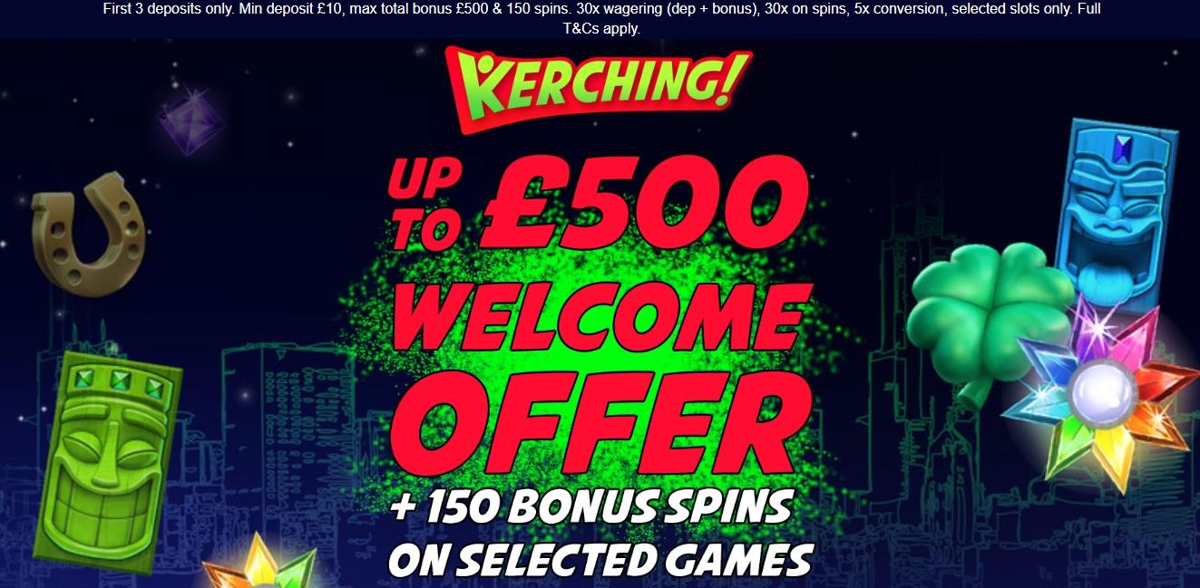 Kerching Casino UK