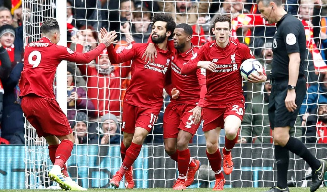 Liverpool Are Set To Win Premier League When It Returns