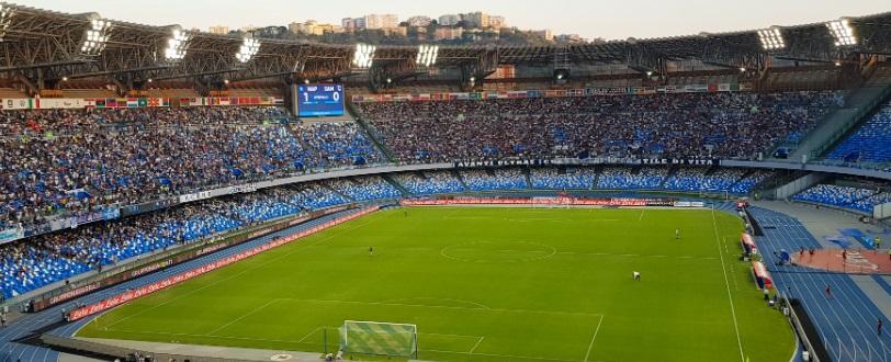 Italian Football Betting - San Paolo Stadium