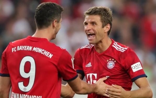Thomas Müller Bundesliga