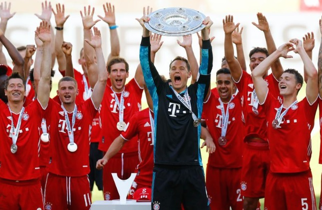 2020 Bundesliga Season Round Up - Bayern Munich Champions Again