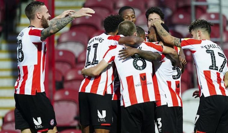 Brentford Reach Play Off Final