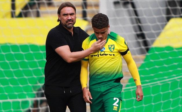 Norwich Relegated