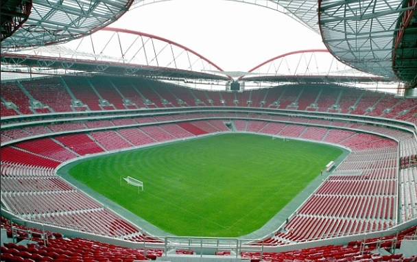 Estádio da Luz will host the 2020 Champions League Final