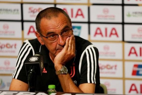Maurizio Sarri sacked by Juventus