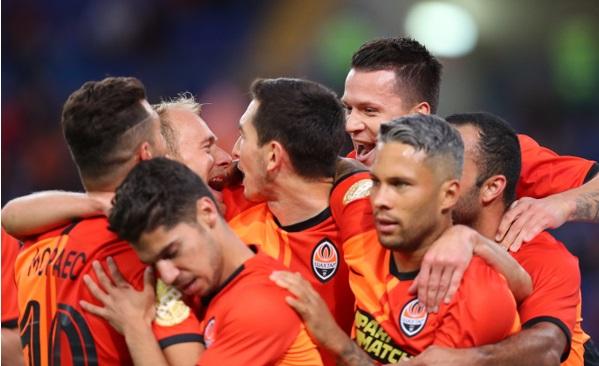 Shakhtar Donetsk Europa League 2020