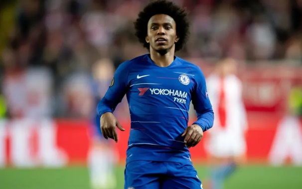Willian leaving Chelsea after rejecting another contract
