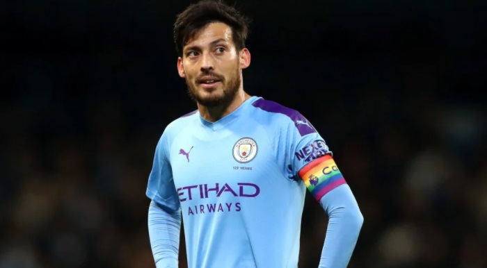 David Silva will be missed in the 2020/21 Premier League season