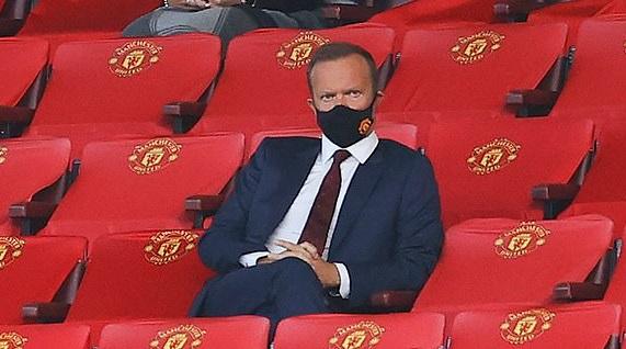 Ed Woodward Man Utd CEO