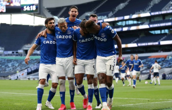 what can Everton achieve 2020/21