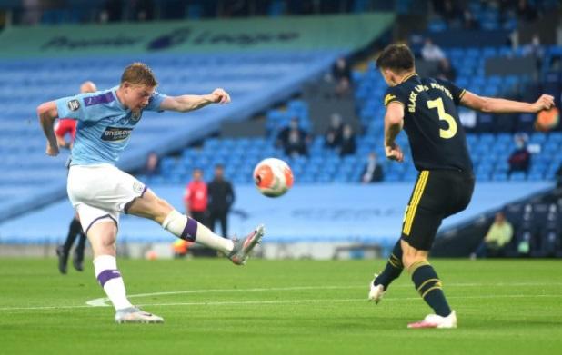 Man City V Arsenal Tips 17/10/20