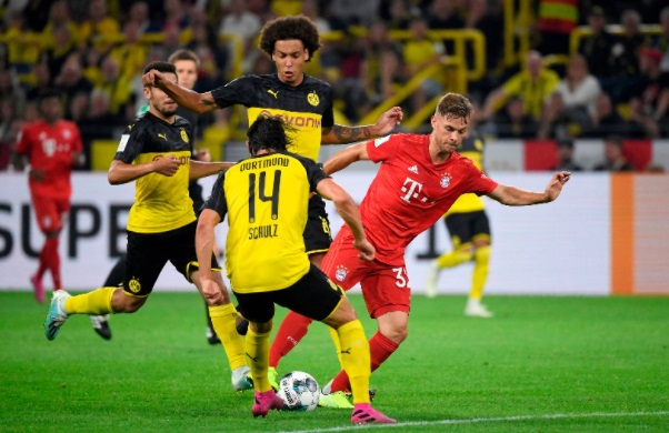 Borussia Dortmund V Bayern Munich Prediction 7/11/20