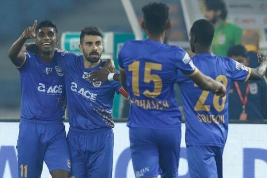 Mumbai City Vs Chennaiyin Prediction 9/12/20