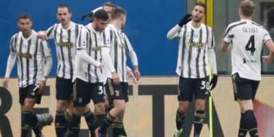 AC Milan 1-3 Juventus