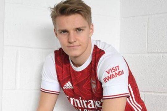Martin Odegaard Arsenal Loan