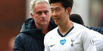 Tottenham 2-0 Brentford Son scored the second goal for Spurs