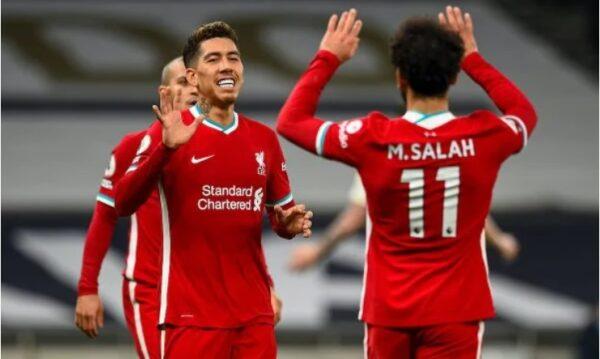 Liverpool beat Spurs 3-1