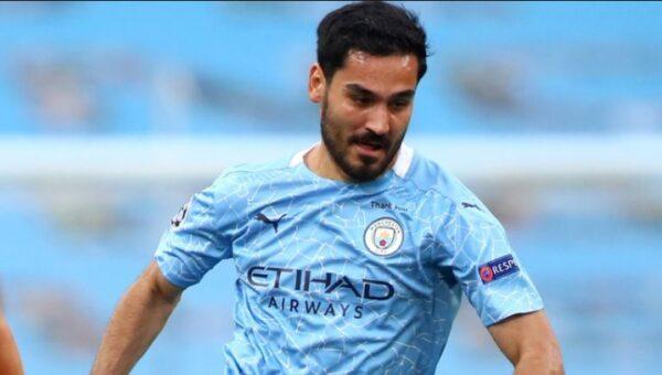 Gundogan leads Man City to 16 wins in a row