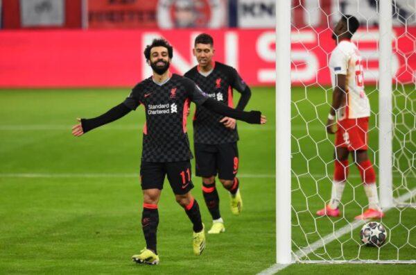Liverpool beat RB Leipzig 2-0
