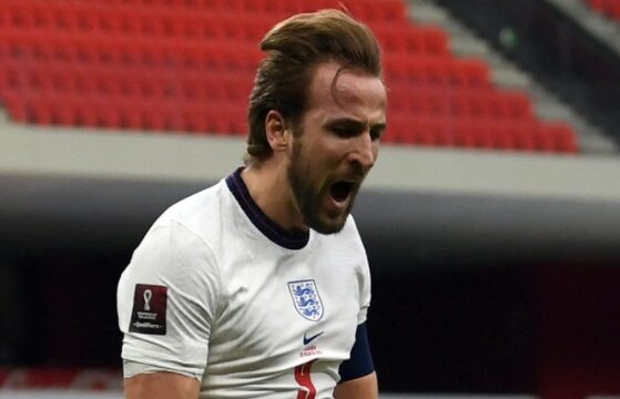 International breaks in football - Harry Kane
