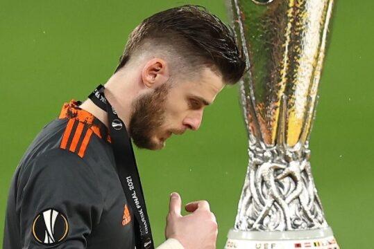 Manchester United 2021 Europa League Final