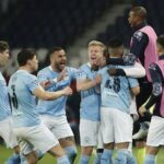 Manchester City into Champions League Final