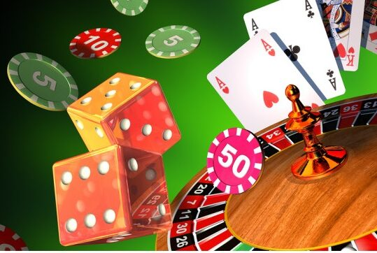 online casinos and video gamers