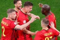 Belgium Russia Euro 2020 Highlights