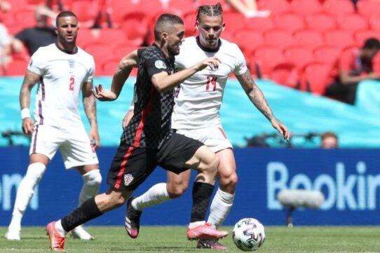 England vs Croatia Match 5 Euro 2020 Highlights