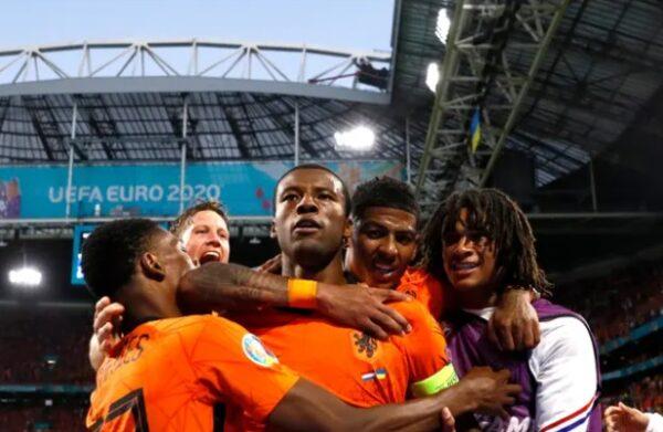 Netherlands Ukraine Euro 2020 Highlights